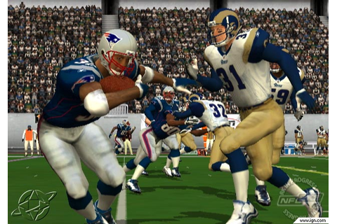 NFL 2K3 Screenshots, Pictures, Wallpapers - GameCube - IGN