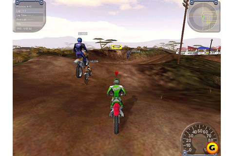 motocross madness - DriverLayer Search Engine