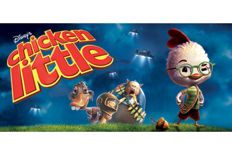 Chicken Little Game PC Free Download