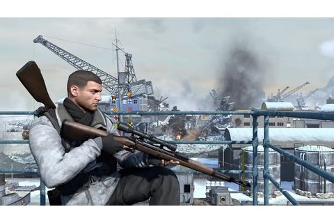 Sniper Elite 4's Deathstorm Part 1: Inception DLC Gets A ...