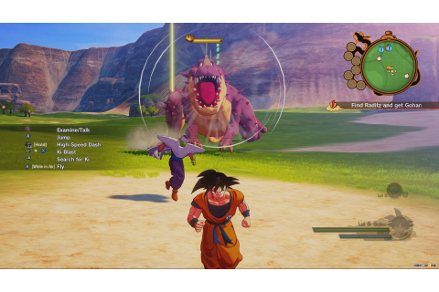Dragon Ball Z Kakarot: Story preview video, new ...