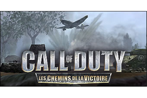 Preview Call Of Duty : Les Chemins De La Victoire sur PSP ...
