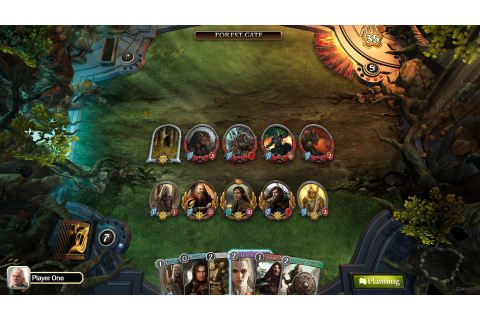 The Lord of the Rings: Adventure Card Game (2019 video game)