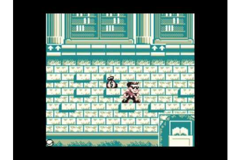 Longplay Hudson Hawk (Game Boy) - YouTube