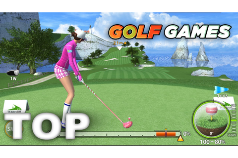 TOP 10 Best Android Golf Games 2019 | APKSafety.com - YouTube