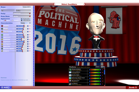 The Political Machine 2016 Review | Reviews | The Escapist