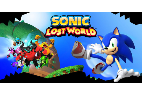 Sonic Lost World | Nintendo 3DS | Games | Nintendo