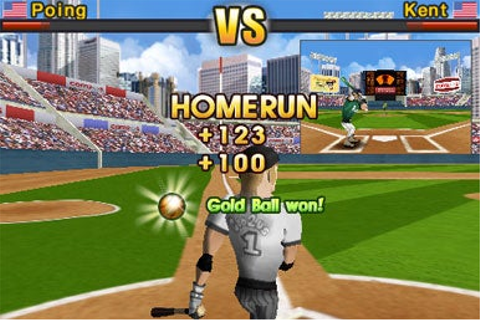 Baseball Slugger: Home Run Race 3D for iPhone | Macworld