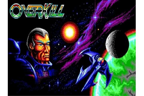 Download OverKill | DOS Games Archive
