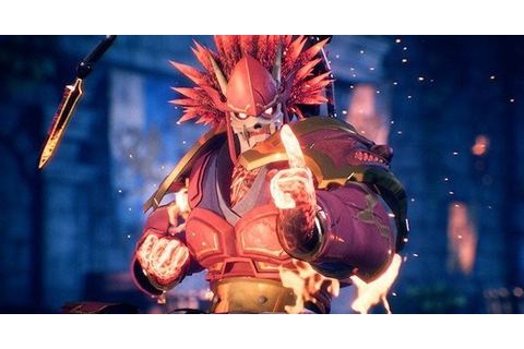 Fighting EX Layer Gets First Details, Releasing On ...