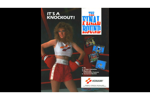 The Final Round (1988) - (Full Game) Arcade Longplay [031 ...
