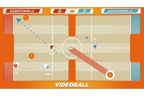 Videoball review – GameUP24