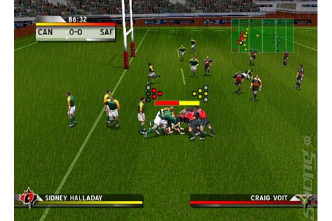 Screens: Rugby Challenge 2006 - PS2 (2 of 22)