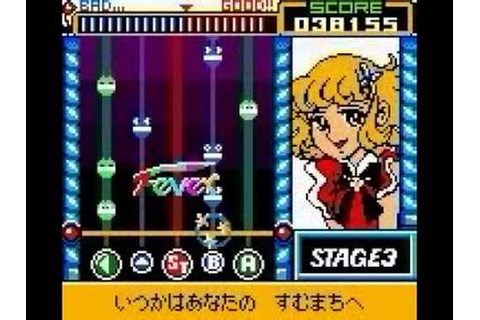 GBC ~ Pop'n Music GB - Animated Melody ~ 花の子ルンルン - YouTube