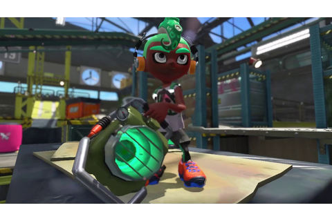 Splatoon 2's Octo Expansion DLC gets a surprise release ...