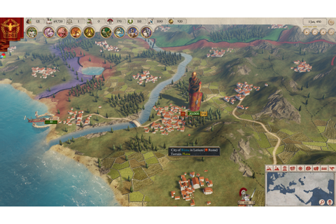 Imperator: Rome - Release Date, Game Features, and ...