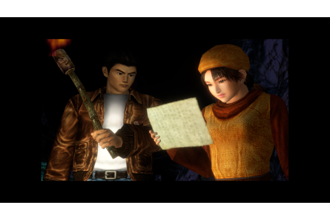 Shenmue I & II PC CD Key, Key - cdkeys.com