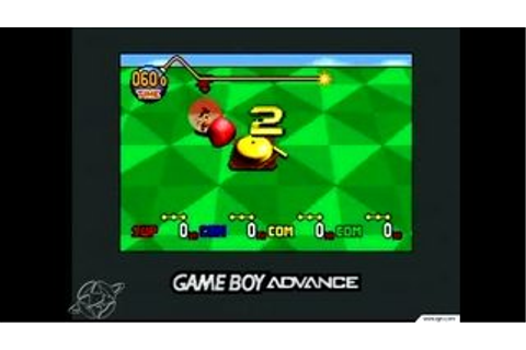 Super Monkey Ball Jr. - Game Boy Advance - IGN