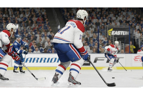 EA Reveals NHL 15 Game Modes - IGN