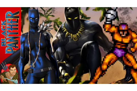 Black Panther Video Games - My TOP 5 Favorite Movie ...