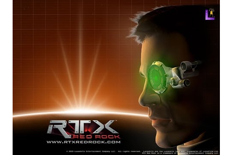 RTX Red Rock Walkthrough Gameplay - YouTube