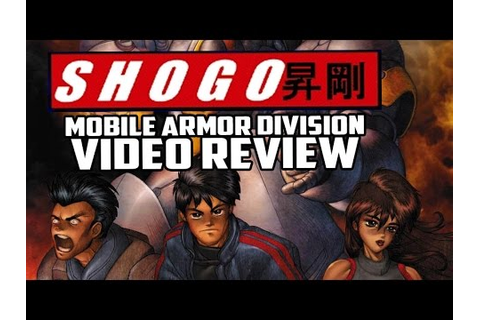 Shogo: Mobile Armor Division Review - YouTube