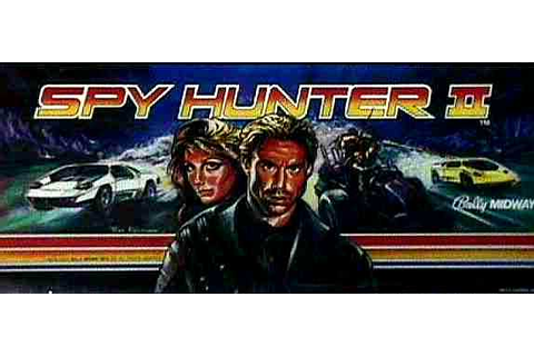 Spy Hunter II - Videogame by Bally Midway