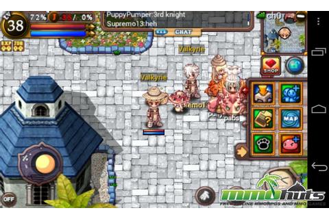 Ragnarok Online Valkyrie Uprising On Qwant Games