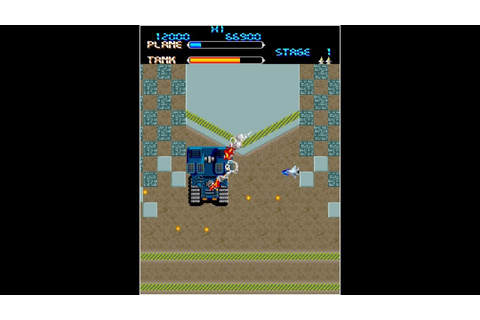 Arcade Archives FLAK ATTACK Switch NSP (eShop) | NXBrew.com