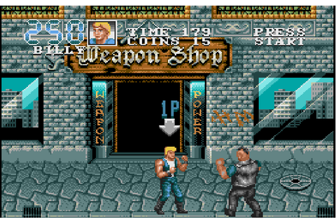 Double Dragon 3: The Rosetta Stone | ClassicReload.com