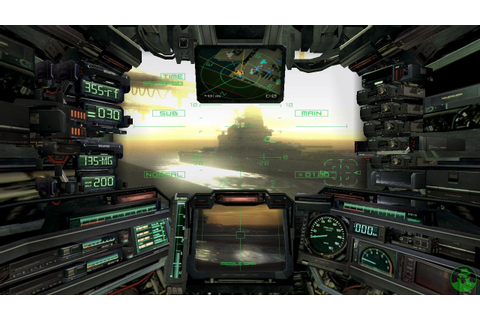 Steel Battalion: Line of Contact Screenshots, Pictures ...