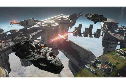Dreadnought PS4 Begins Open Beta - MMOGames.com