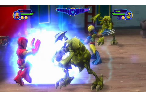 Marvel Super Hero Squad: The Infinity Gauntlet (Game ...