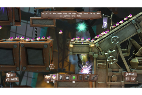 Flockers Game Free Download - Ocean Of Games