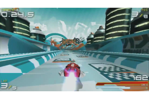 WipEout Pure - Omega Pack - 123Klan - YouTube