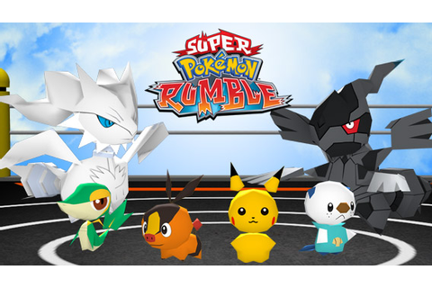 Game Review: Super Pokemon Rumble ~ I Must Confab
