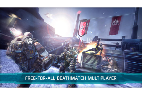 SHADOWGUN: DeadZone - Android Apps on Google Play