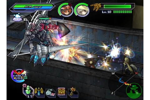 Shining Force EXA PS2 ISO – PPSSPP PS2 APK Android Games ...
