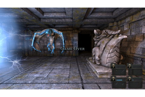 Legend of Grimrock 2 | Game