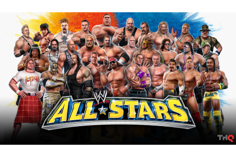[Preview] WWE all stars