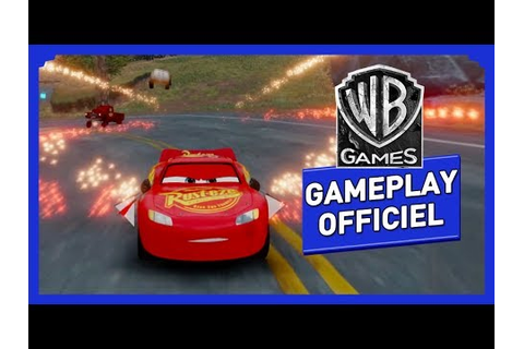 Cars 3 : Course vers la Victoire - Gameplay Officiel - YouTube