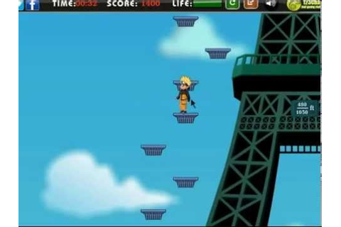 Naruto Tower Jump Game - Y8.com Best Funny Online Games by ...