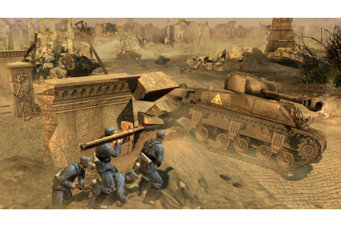 Company of Heroes: Opposing Fronts - Images & Screenshots ...
