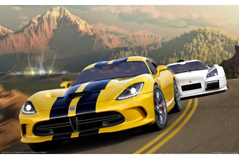 WallpapersKu: Forza Horizon Game Wallpapers