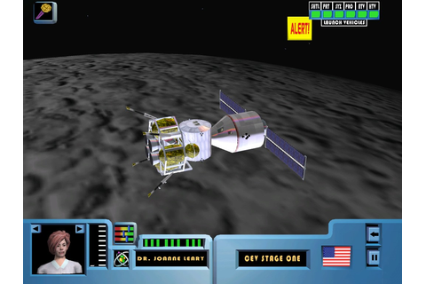 Serious Video Game SpaceStationSim Simulaneously Released ...