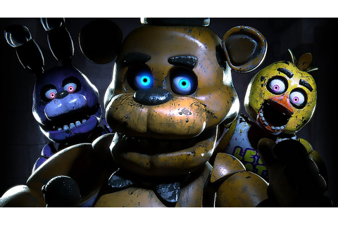 Five Nights at Freddy's: Special Delivery - Part 1 - YouTube