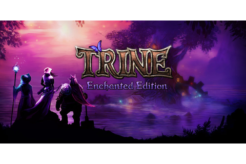 Trine Enchanted Edition | Wii U download software | Games ...