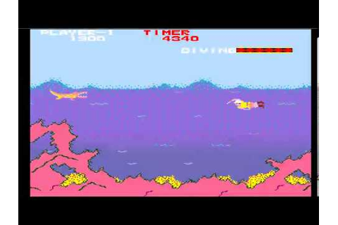 Jungle Hunt - Arcade Game - YouTube