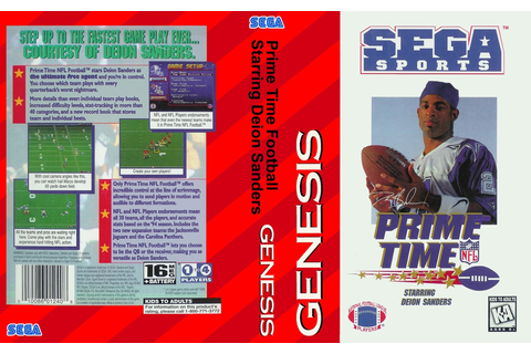 Picture of World Series Baseball Starring Deion Sanders ...