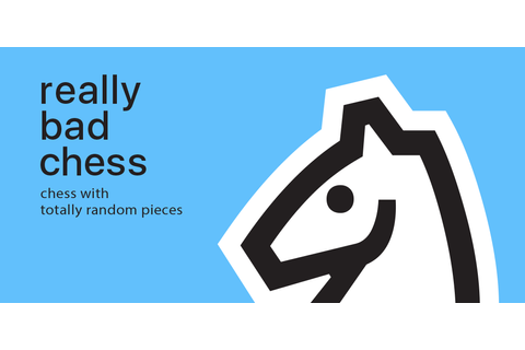 Really Bad Chess is a really good puzzler finally out on ...